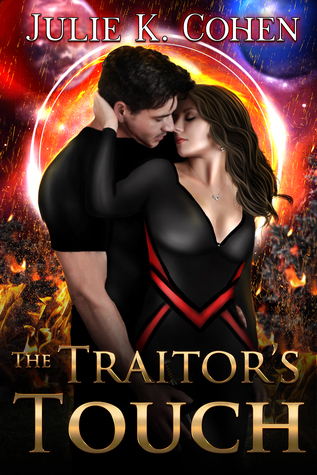 The Traitor's Touch (Mindwiped, #1)