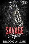 Savage Angel (Rough Jesters MC #1)