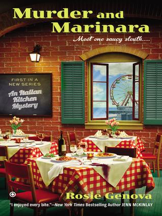 Murder and Marinara (An Italian Kitchen Mystery, #1)