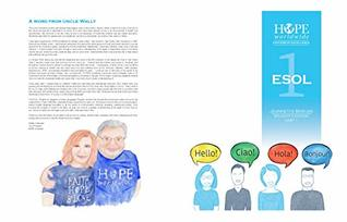HOPE worldwide Centers of Excellence ESOL 1 Unit 1 (ESOL Course 1)