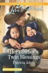Her Cowboy's Twin Blessings (Montana Twins #1)