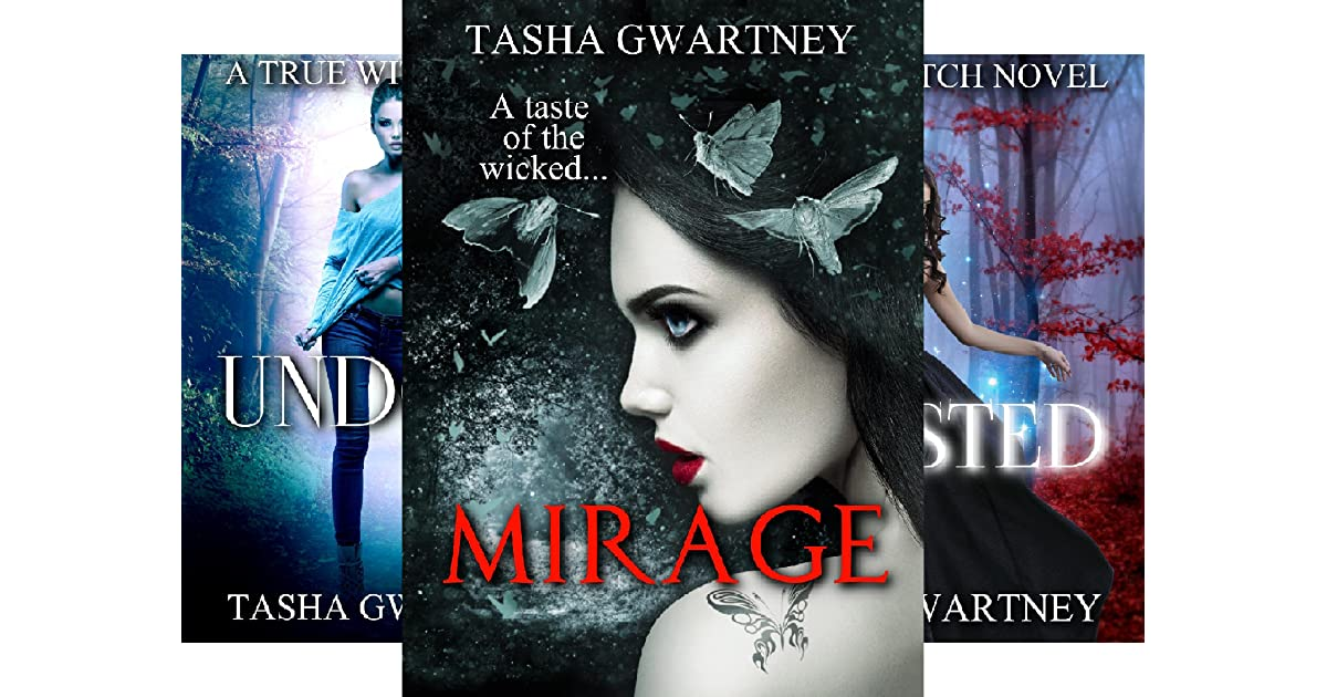A True Witch Novel (3 Book Series) by Tasha Gwartney