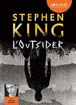 L Outsider Livre Audio 2 Cd Mp3 By King Stephen