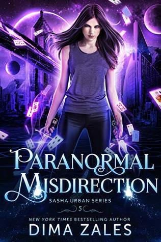 Paranormal Misdirection (Sasha Urban, #5)