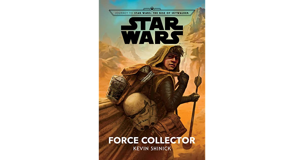 Force Collector By Kevin Shinick