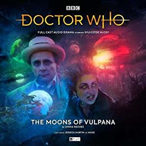 Doctor Who: Moons Of Vulpana