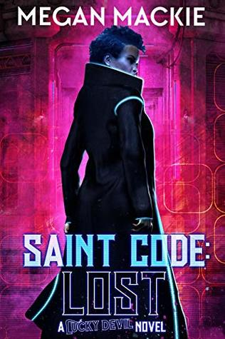 Saint Code by Megan Mackie
