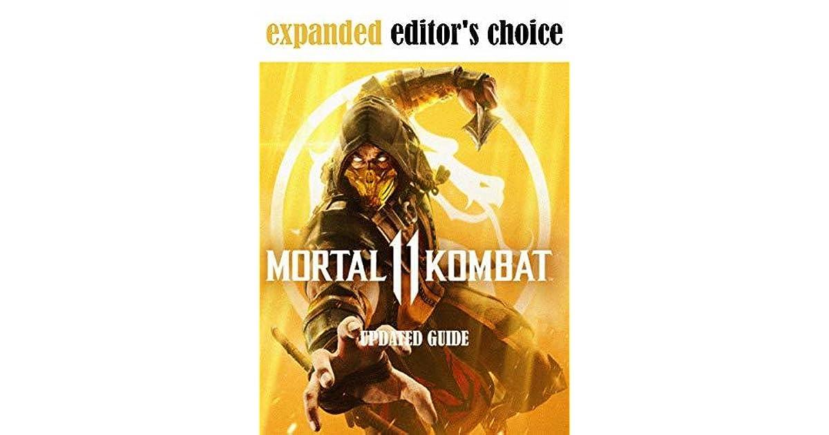 Mortal Kombat 11 - Updated Guide - Complete walkthrough
