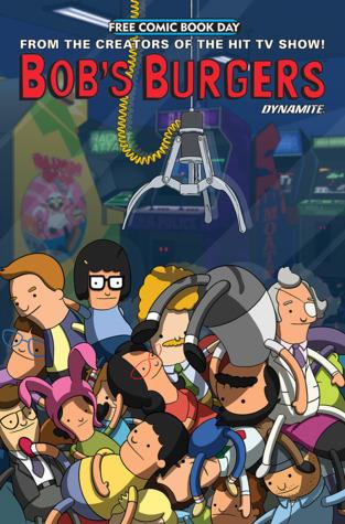 Bob's Burger - Free Comic Book Day 2019