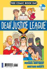 Dear Justice League Free Comic Book Day May 4, 2019