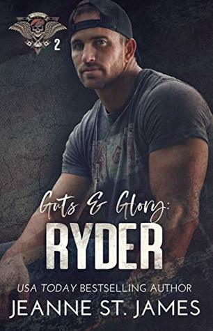 Guts & Glory: Ryder (In the Shadows Security, #2)