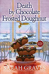 Death by Chocolate Frosted Doughnut (Death by Chocolate Mystery #3)