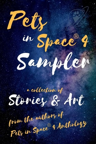 Pets in Space 4 Sampler by Anna Hackett