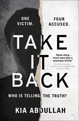Take It Back by Kia Abdullah