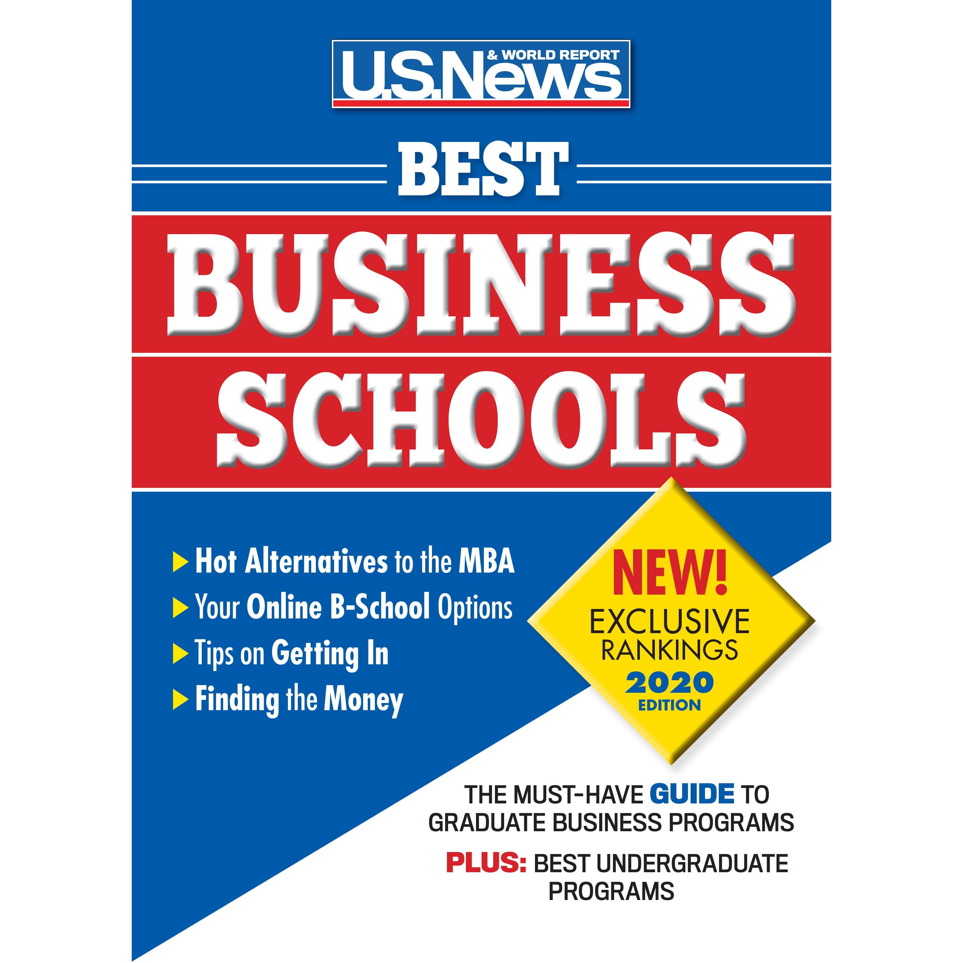 Best Undergraduate Business Schools 2020.Best Business Schools 2020 By U S News And World Report