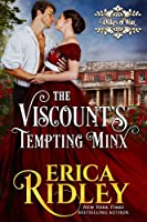 The Viscount's Tempting Minx (The Dukes of War, #1)