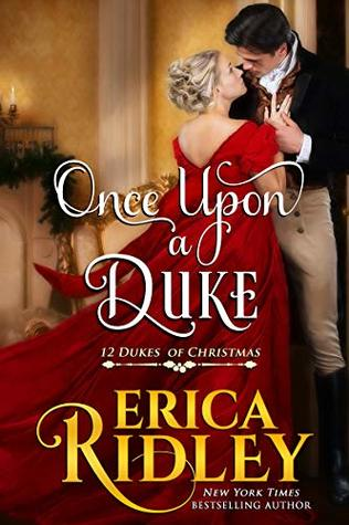 Once Upon a Duke (12 Dukes of Christmas #1)