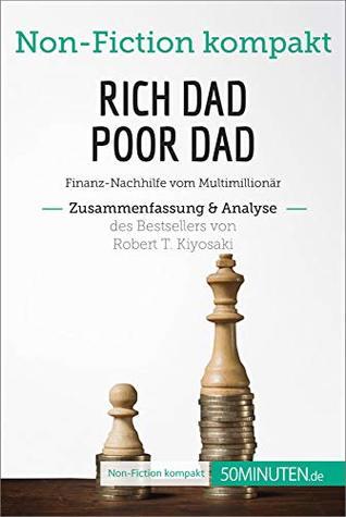 Rich Dad Poor Dad. Zusammenfassung & Analyse des Bestsellers von Robert T. Kiyosaki: Finanz-Nachhilfe vom Multimillionär (Non-Fiction kompakt)