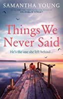 Things We Never Said (Hart's Boardwalk, #3)