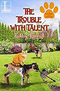 The Trouble with Talent by Kathy Krevat
