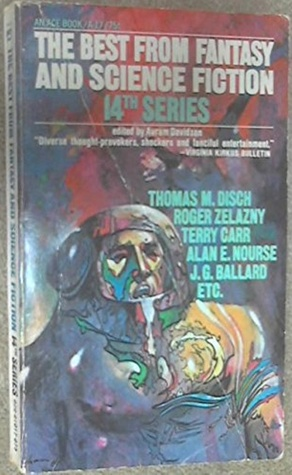 The Best from Fantasy and Science Fiction: 14th Series