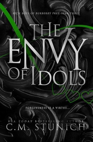 The Envy Of Idols door C.M. Stunich