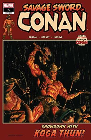 Savage Sword Of Conan (2019-) #5 by Gerry Duggan