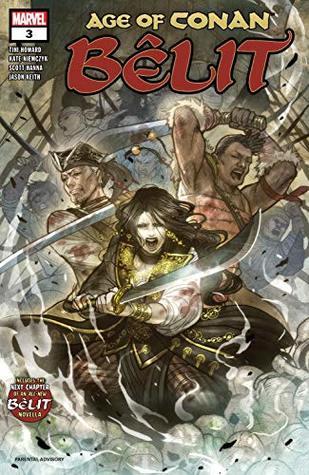 Age Of Conan: Belit, Queen Of The Black Coast (2019) #3