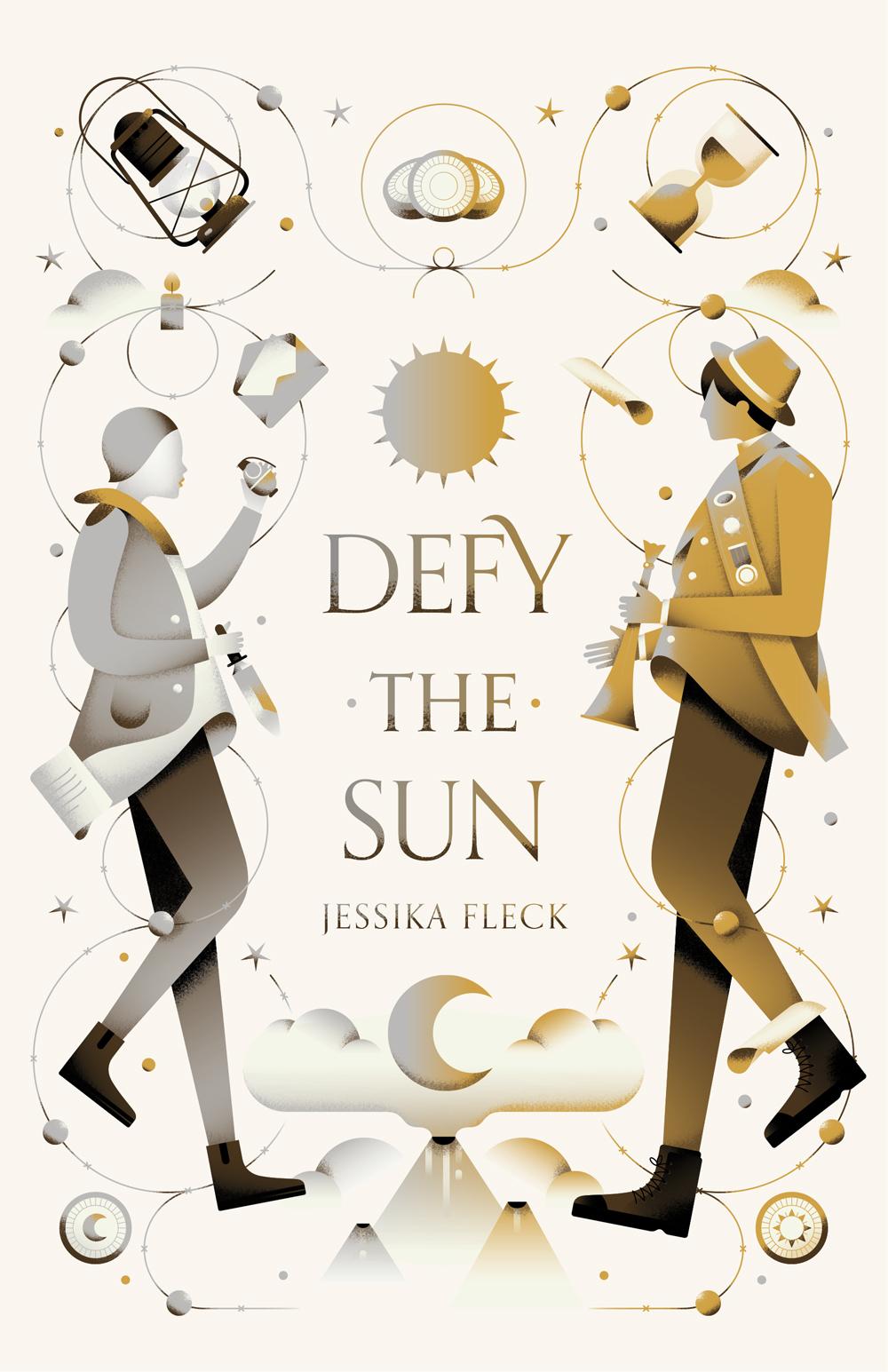 Defy the Sun - Jessika Fleck