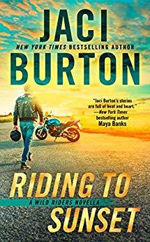 Riding to Sunset (Wild Riders)