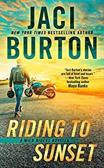 Riding to Sunset (Wild Riders)