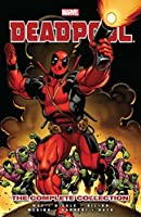 Deadpool by Daniel Way: The Complete Collection Vol. 1 (Deadpool (2008-2012))