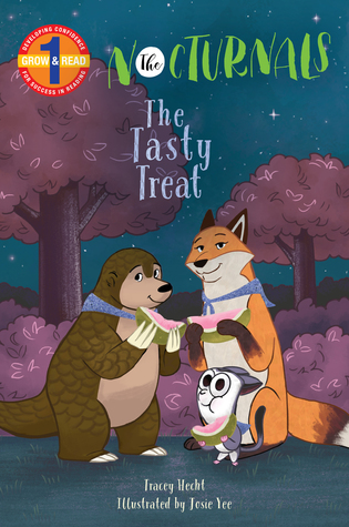 The Tasty Treat (Nocturnals Early Reader)