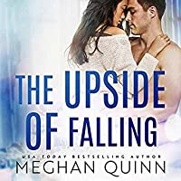 The Upside of Falling (The Blue Line Duet, #1)