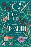 Fierce Like a Firestorm (Hibiscus Daughter, #2)