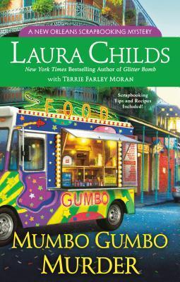 Mumbo Gumbo Murder (A Scrapbooking Mystery #16)