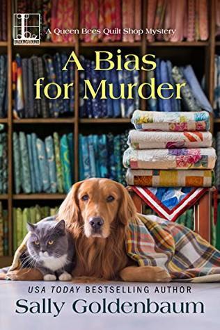 A Bias for Murder (Queen Bees Quilt Shop #3)