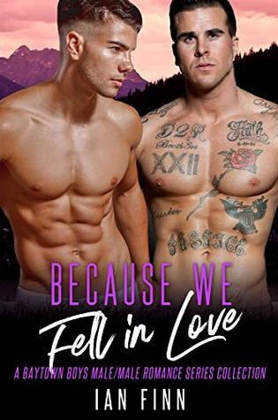 Because We Fell in Love (Baytown Boys, 1-4)