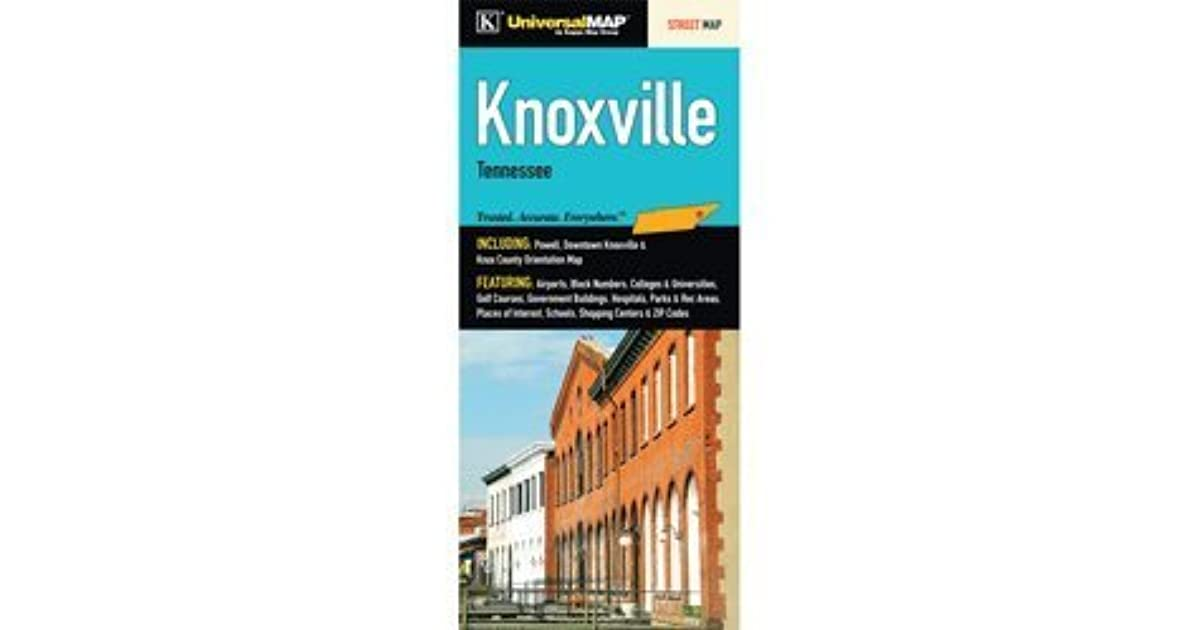Knoxville, Tennessee Street Map by Universal Map on squirrel hill street map, wilbraham street map, dalton street map, langston street map, tremont street map, coralville street map, spooner street map, goddard street map, ferguson street map, mt pleasant street map, north liberty street map, wheeling street map, jefferson street map, hialeah street map, pembroke pines street map, cranston street map, kahului street map, monroe county street map, kingsport street map, keokuk street map,