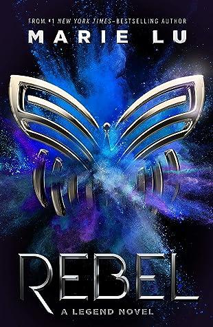 Rebel (Legend, #4)