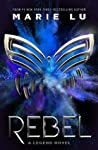 Rebel (Legend, #4) ebook review
