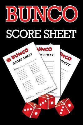 photograph regarding Cute Bunco Score Sheets Printable referred to as Bunco Ranking Sheets: 100 Rating Retaining for Bunco Activity Supporters
