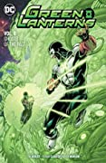 Green Lanterns, Vol. 8: Ghosts of the Past