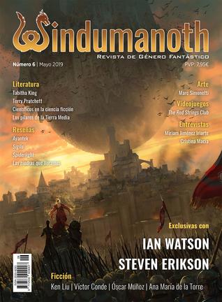 Revista Windumanoth by Álex  Sebastián
