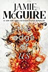 Book cover for The Edge of Us (Crash and Burn, #2)