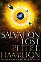 Salvation Lost (The Salvation Sequence #2)