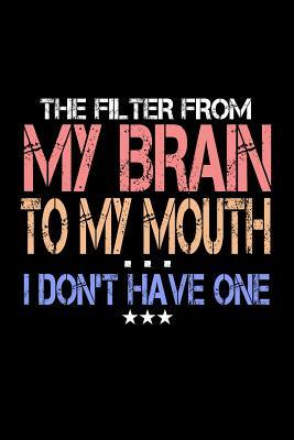The Filter From My Brain To My Mouth I Don\'t Have One ...