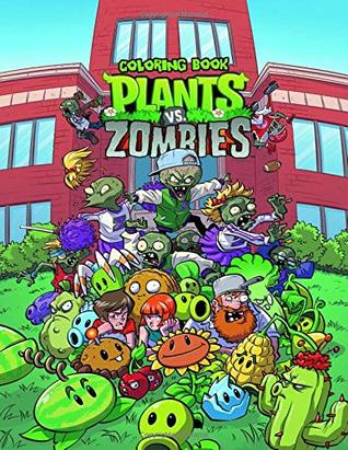 Plants Vs Zombies Coloring Book Great Coloring Pages Jumbo Coloring Pages By Ladenta Groadstre
