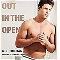 Out in the Open (Browerton University, #1)