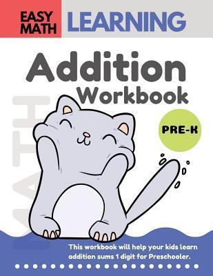 Addition Workbook: Easy Math Learning : 30 Days Challenge ...